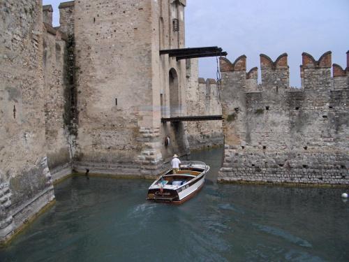 Sirmione #Włochy #Garda #Jezioro