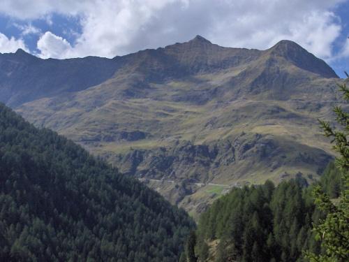 Przełęcz Timmelsjoch #Timmelsjoch