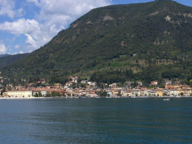 Nad Gardą #Jezioro #Garda #Włochy