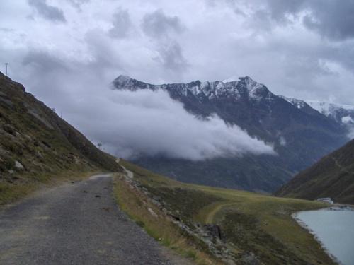 Na Rifflsee #Alpy