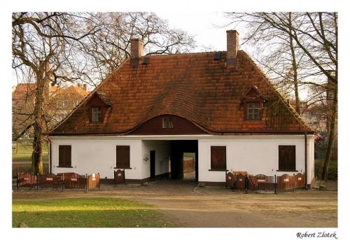 Budynek Bramny - rekonstrukcja #Międzyrzecz #zamek #Obra #muzeum #bunkry