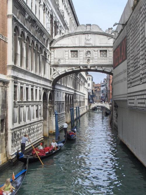 Most Westchnień #Wenecja #Włochy #Most