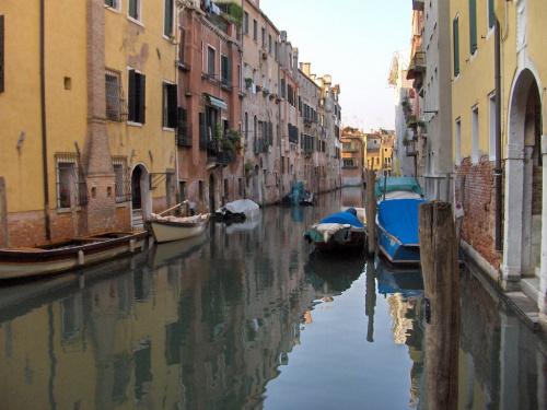 Urokliwa uliczka Wenecji #Wenecja